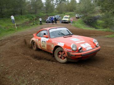 Ciprus Historic Rally 2010